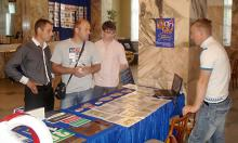 Предприниматели Комсомольска-на-Амуре представили свою продукцию