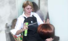 Завершилось обучение группы парикмахеров, направленных центром занятости 4 месяца назад в Комсомольский-на-Амуре техникум информационных технологий и сервиса